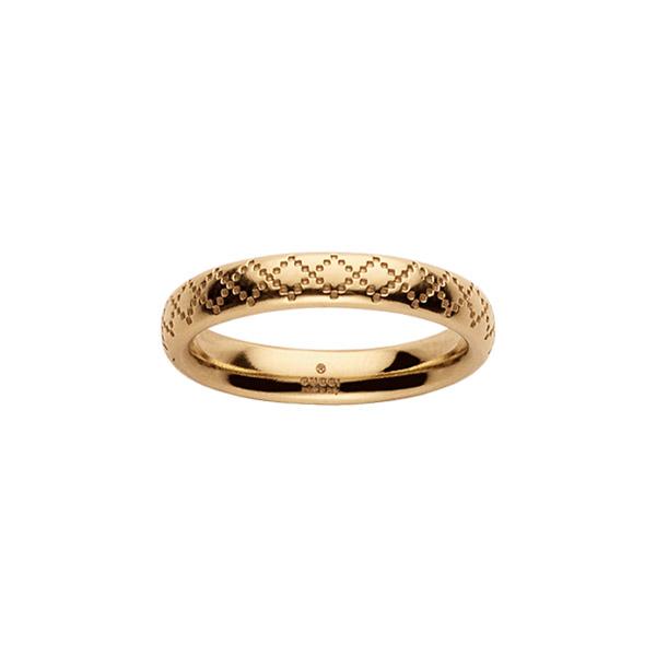 Diamantissima Smal Ring Guld