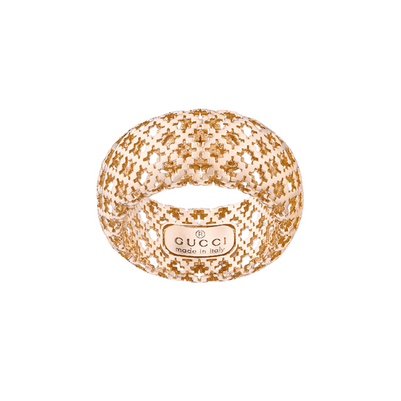 Diamantissima Ring Rött Guld