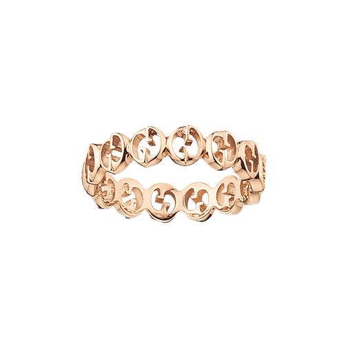 Gucci 1973 Ring Rött Guld