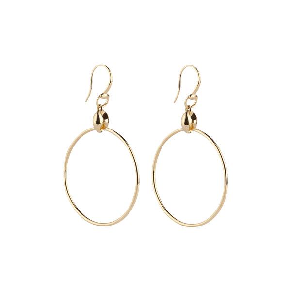 Marina Chain Örhängen Guld