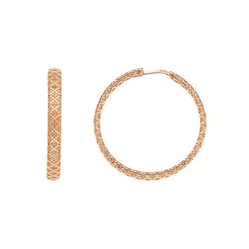 Diamantissima Örhängen Guld 35mm