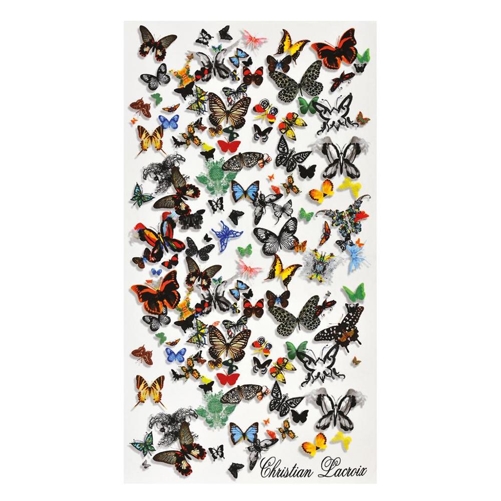 Christian Lacroix Butterfly Parade Opalin Handduk