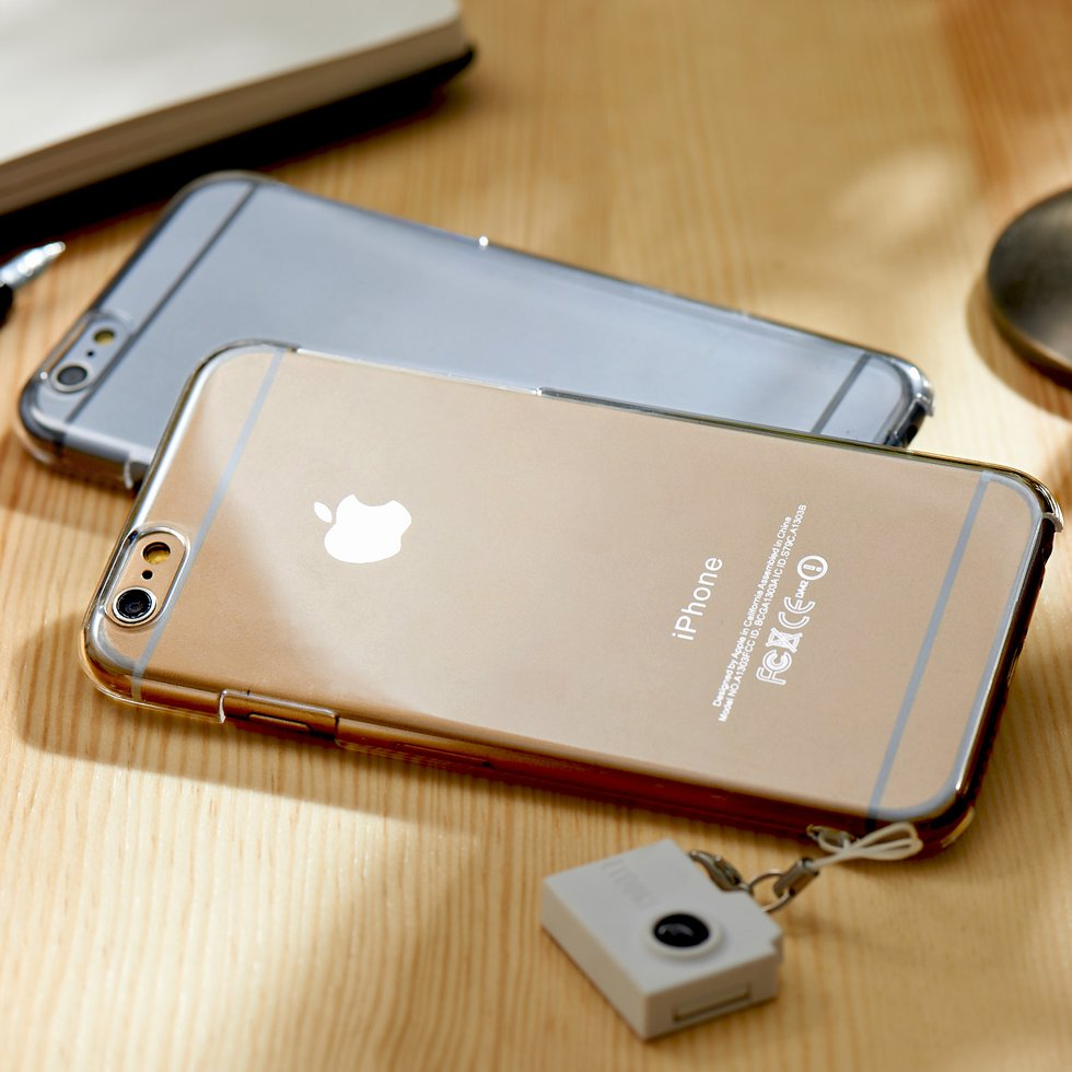 Evouni S36 Transparent Fodral, iPhone 6
