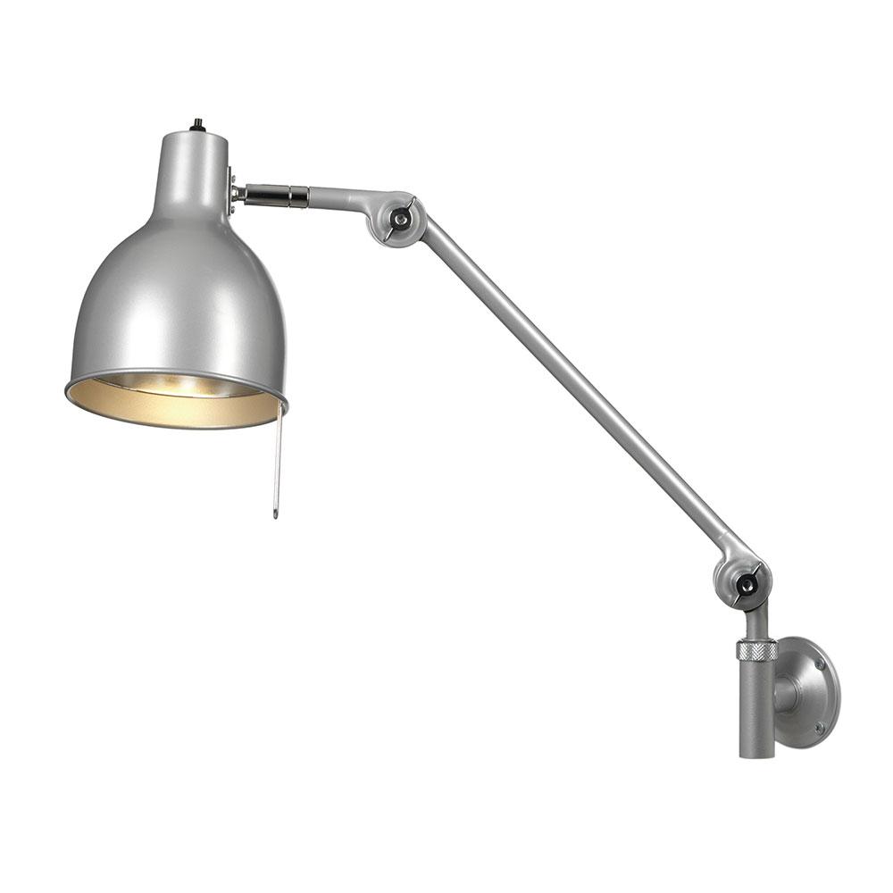 PJ72 Vägglampa (fast montage) Silver