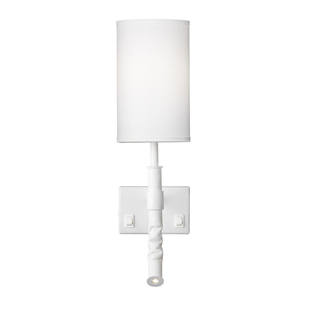 Butler Vägglampa (kabel) Vit