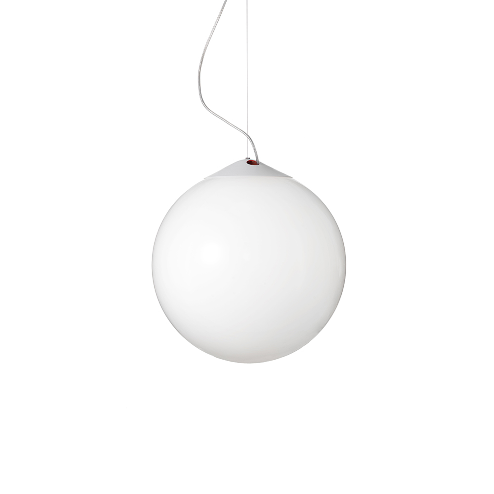 Droplight Taklampa 400 Vit/opalglas