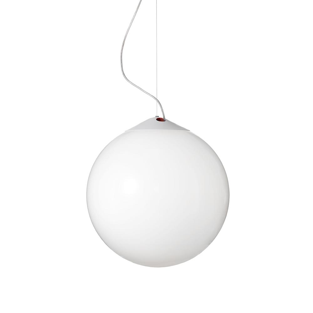 Droplight Taklampa 500 Vit/opalglas