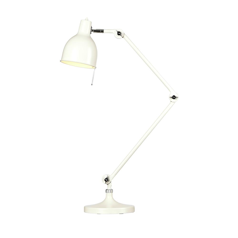 PJ60 Bordslampa På Fot Vit