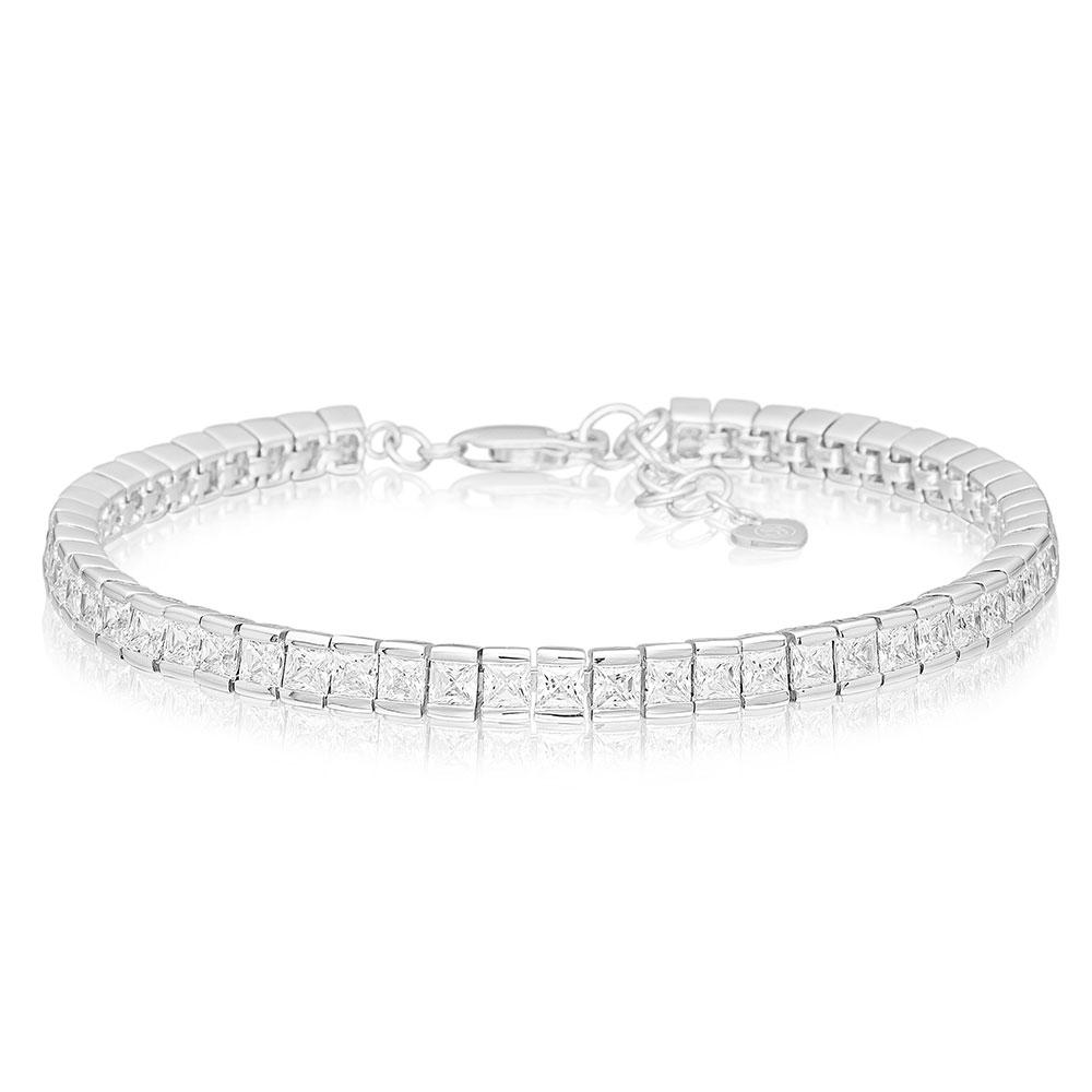 Sif Jakobs Sasso Armband, Vit
