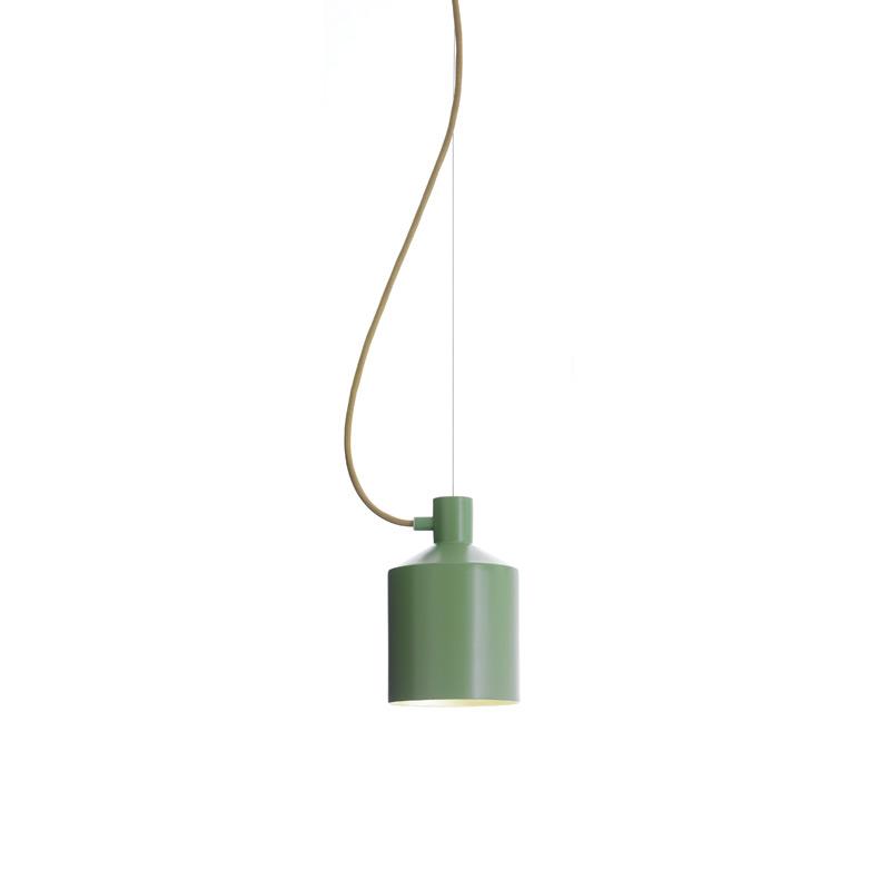 SILO Pendel 15 cm, Grön, Zero
