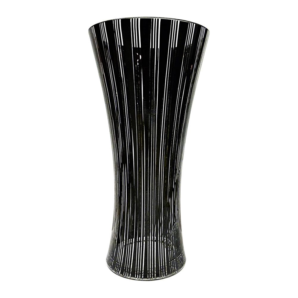 Jazz Vas 400x200mm, Svart