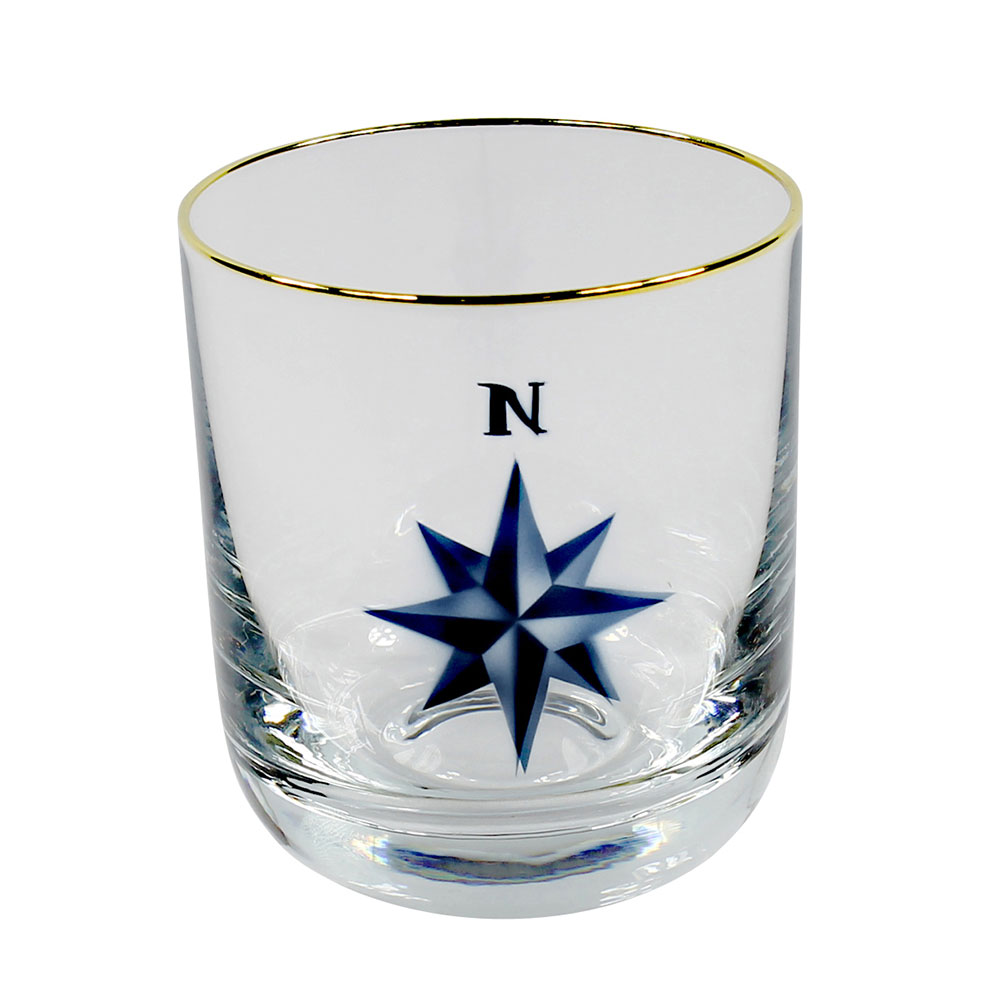 Nybro Crystal Crystal Ink Whiskyglas