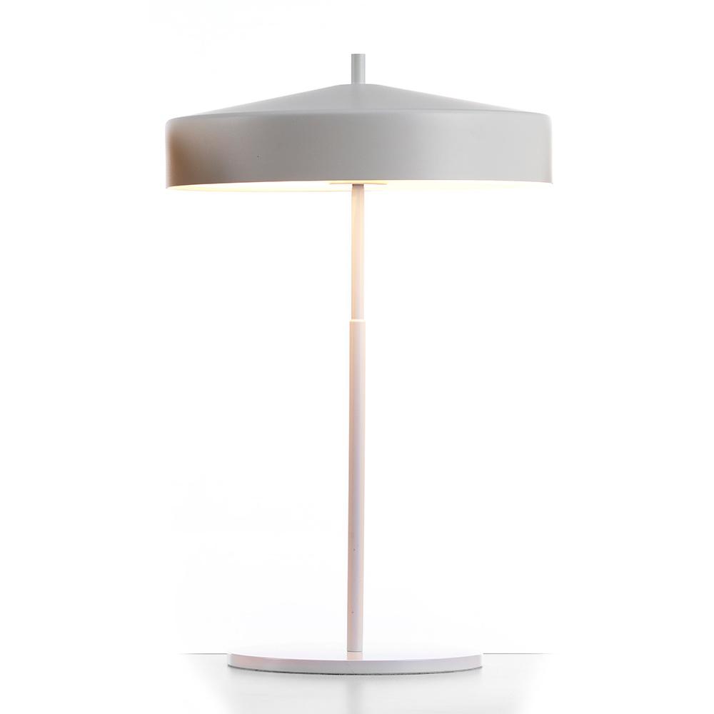Cymbal Bordslampa Vit