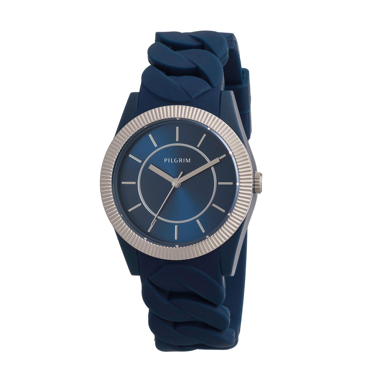Adrette Armbandsur, Silver/Blå