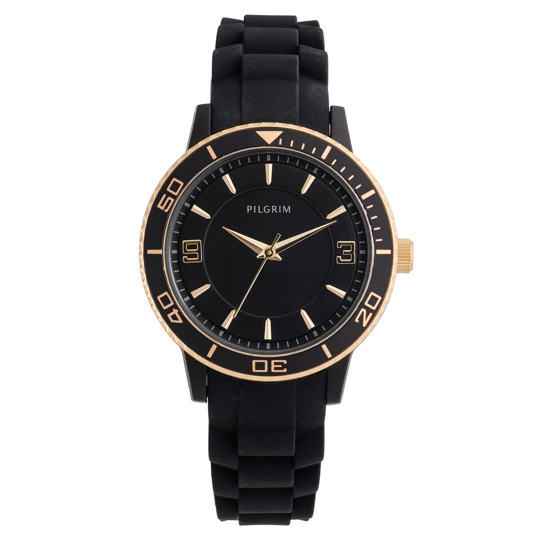 Alexa Armbandsur, Guld/Svart