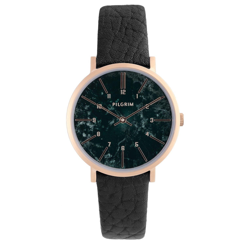 Azalea Armbandsur, Roséguld/Grön