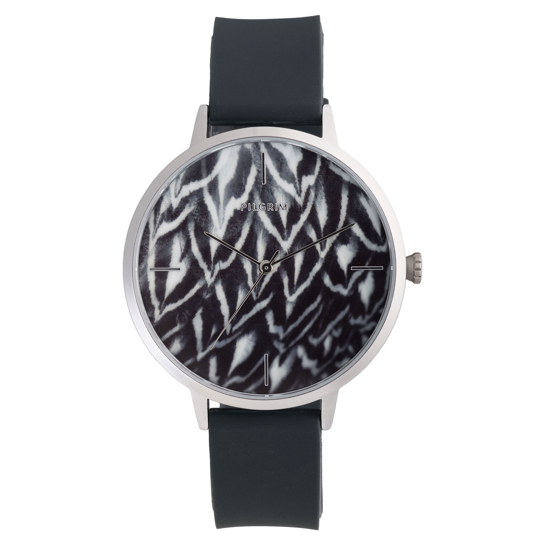 Adeline Armbandsur, Silver/Grå
