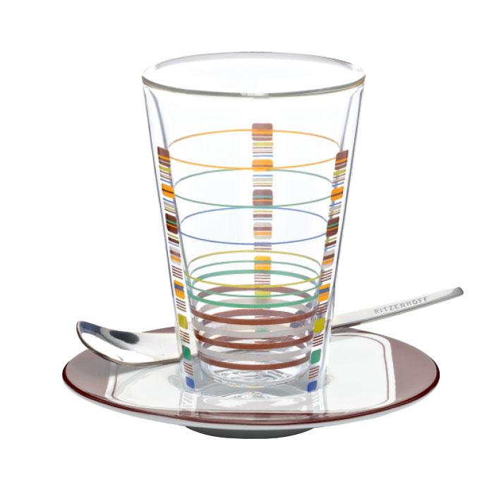Bacione Latte Macchiato Glas Shalev F11