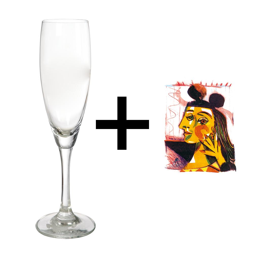 Lasse Åberg Lasse Åberg Champagneglas Dora Maar, 20cl
