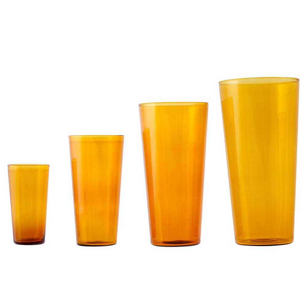 Quartet Glas 4-pack Bärnsten