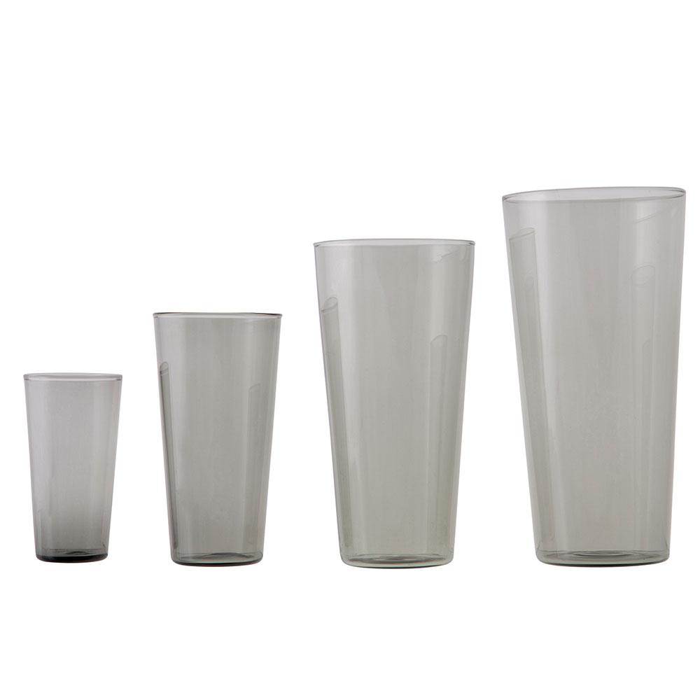 Quartet Glas 4-pack Grå