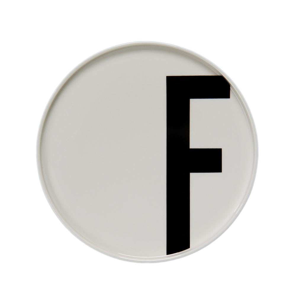 Design Letters Tallrik F