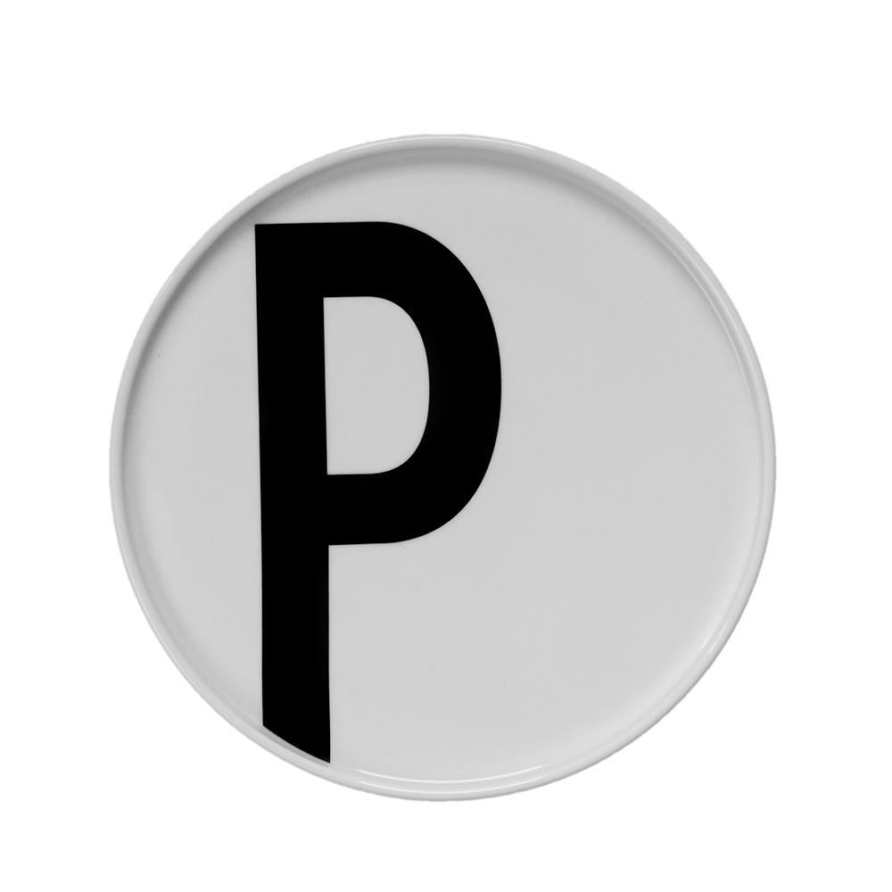 Design Letters Tallrik P