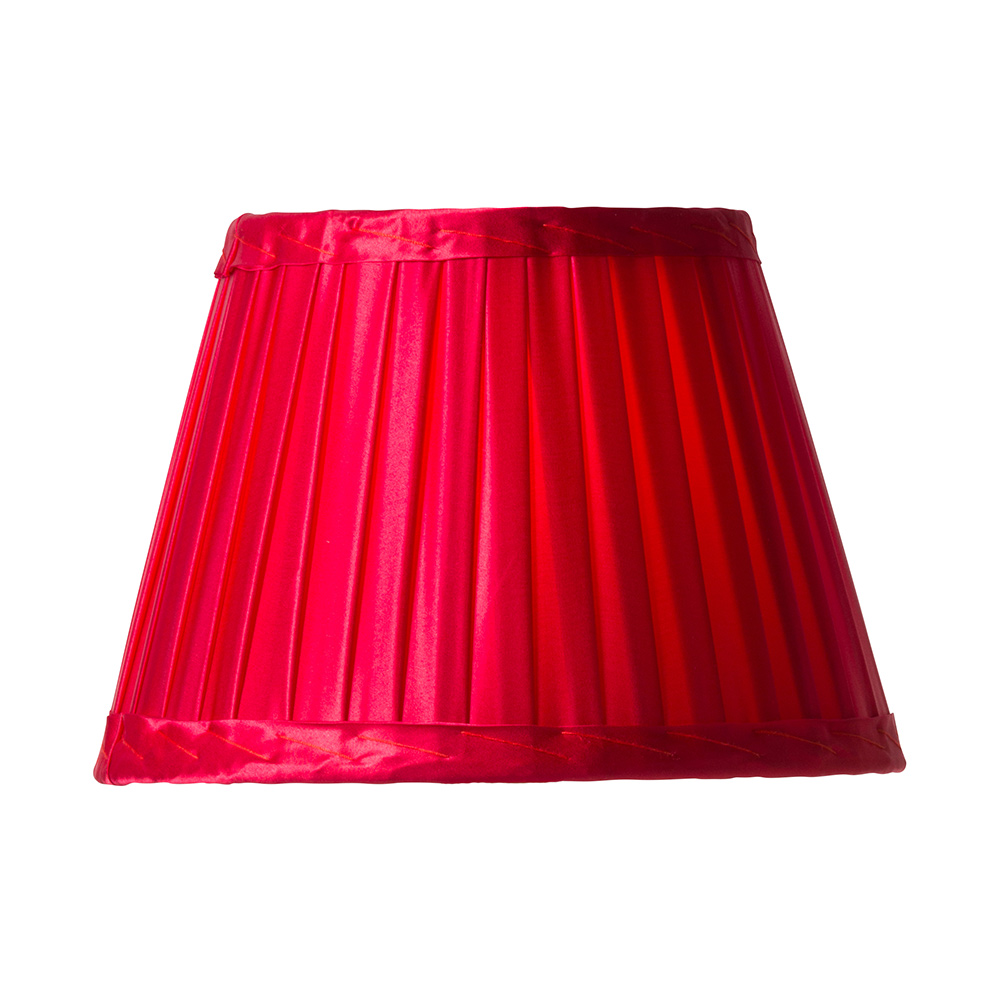 Mei-Li Lampskärm ø24cm Röd
