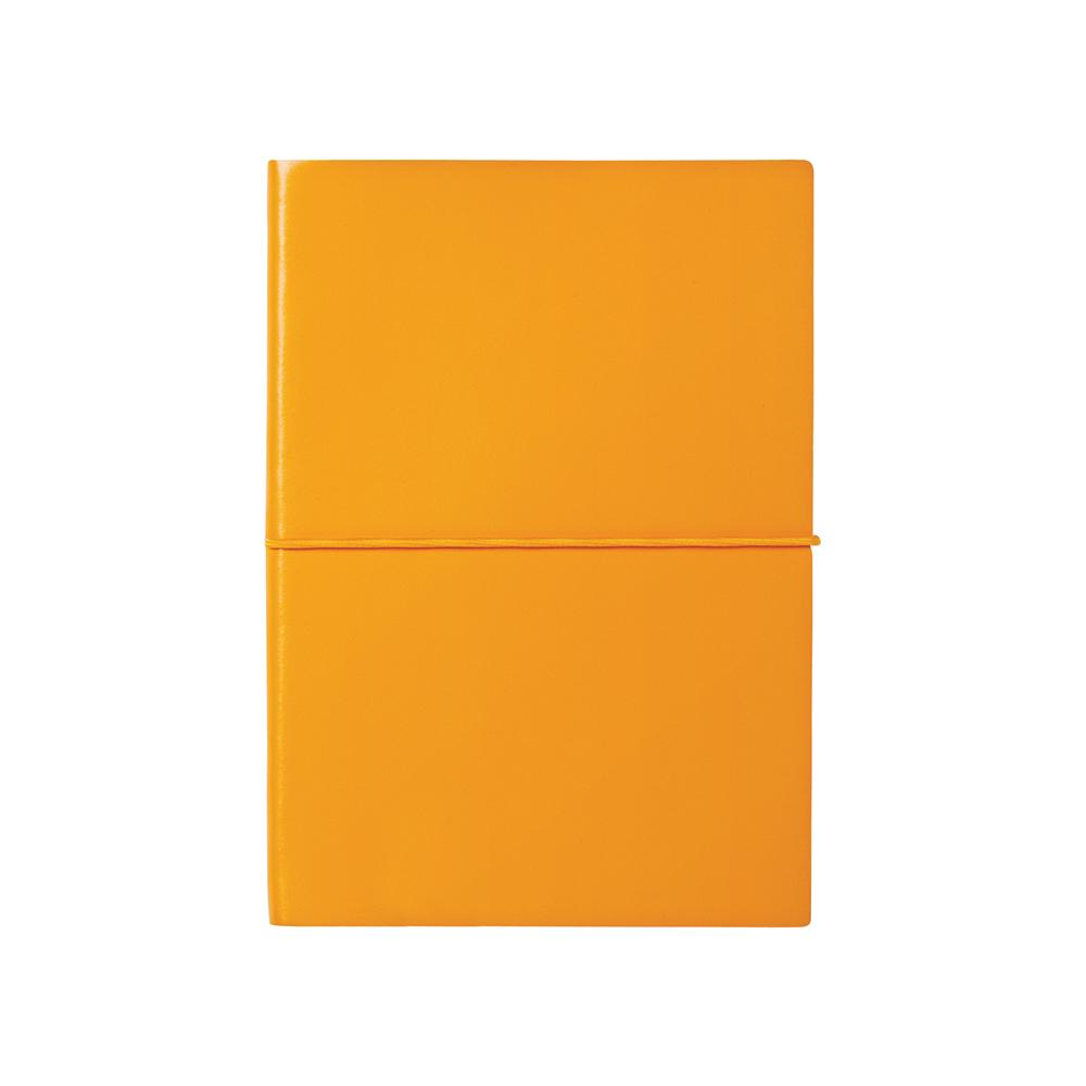 O&R Jorgen Anteckningsbok A6 Linjerat Orange