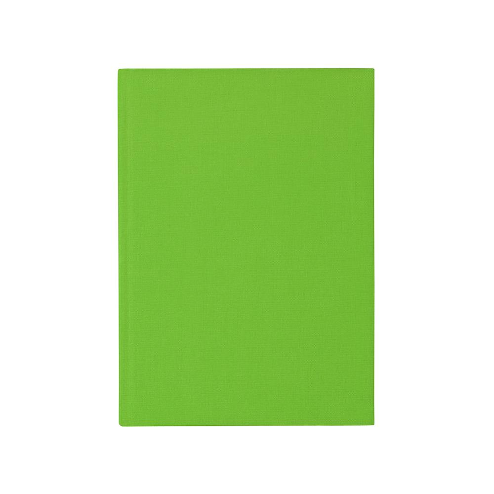 O&R Libro Anteckningsbok A4 Linjerat Grön