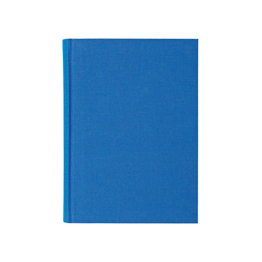 O&R Libro Anteckningsbok A4 Linjerat Blå