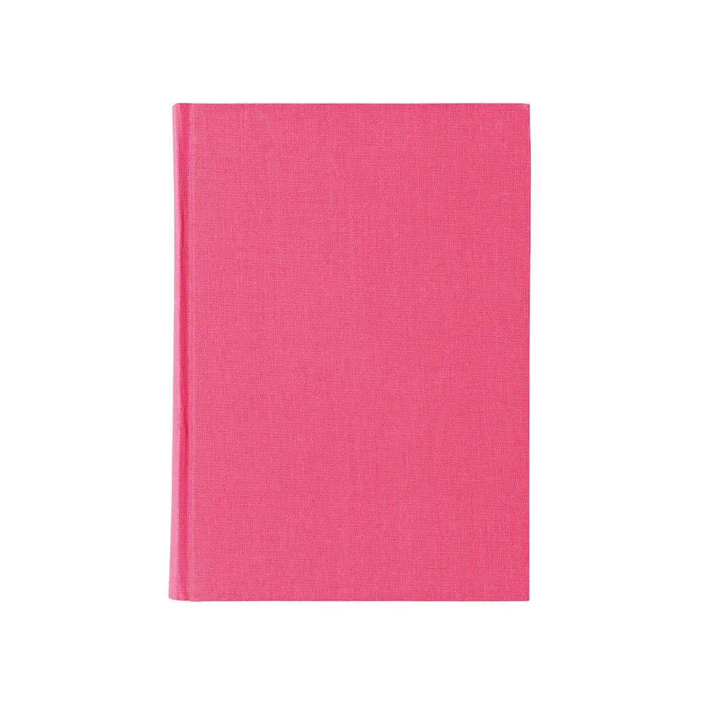 O&R Libro Anteckningsbok A4 Linjerat Rosa