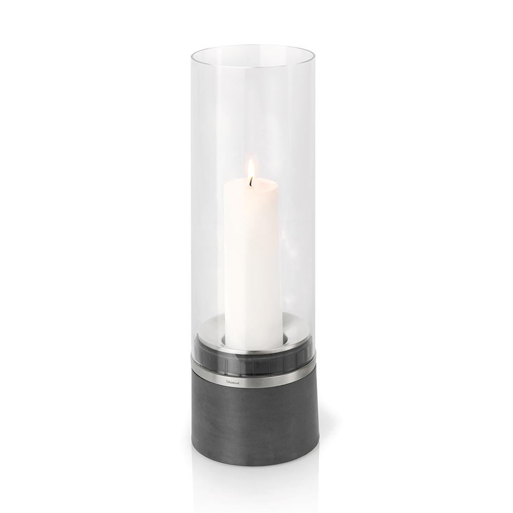 piedra ljuslykta h47cm blomus blomus. Black Bedroom Furniture Sets. Home Design Ideas