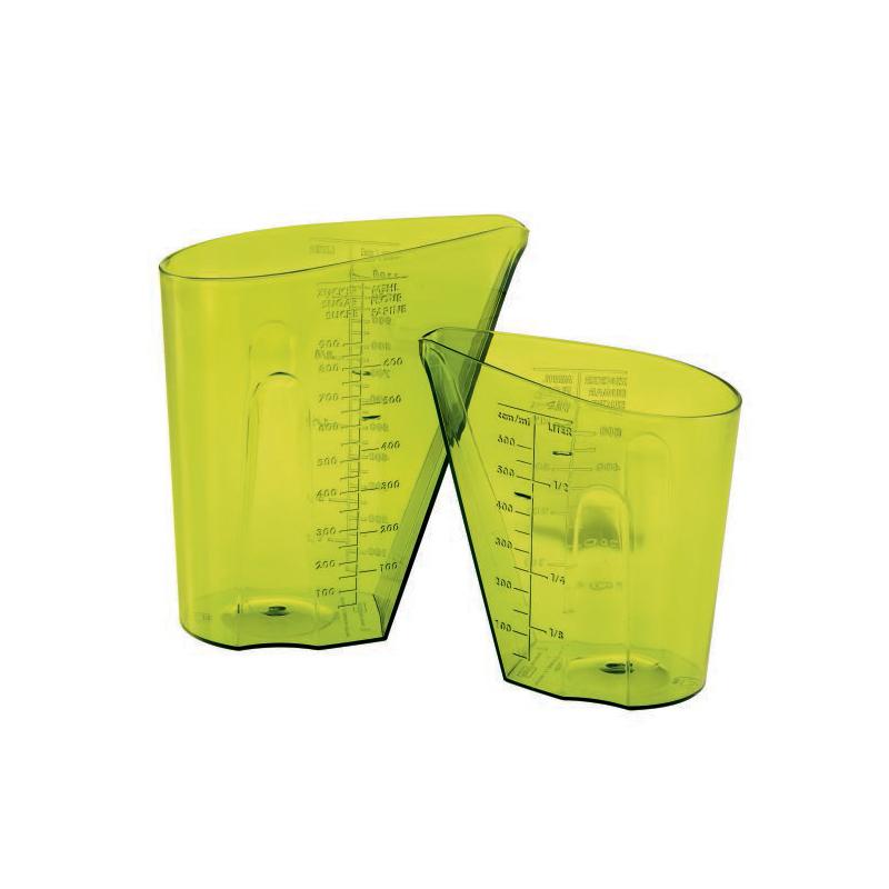 Dosis Måttbägare 2-delar Olivgrön
