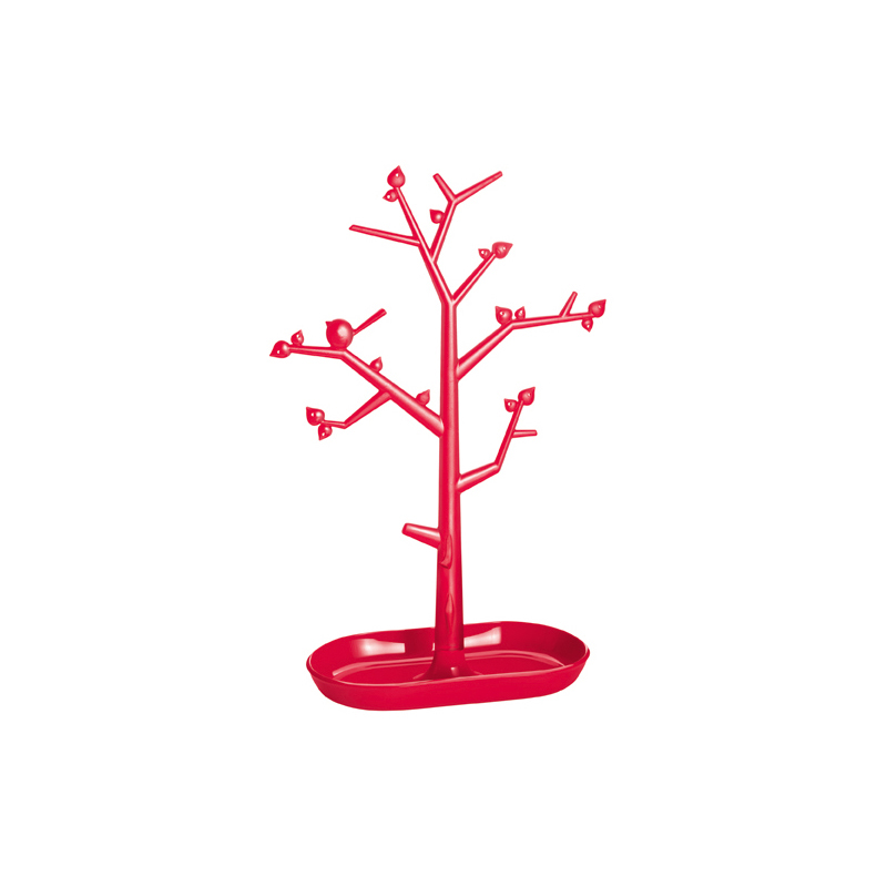 Pi:p Smyckesträd L Röd