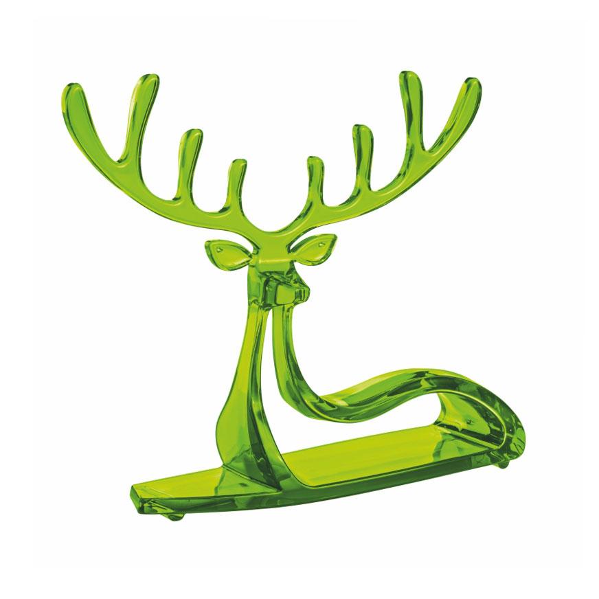 Hubert Smyckesträd Älg Grön