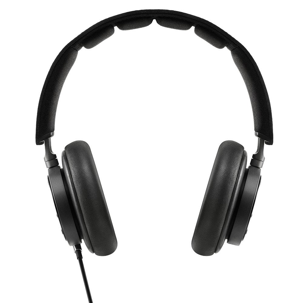 BeoPlay H6 Hörlurar Svart Läder