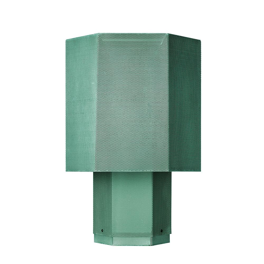 Hexx Bordslampa Grön