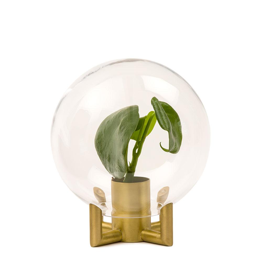 Orb Vas Small Klar
