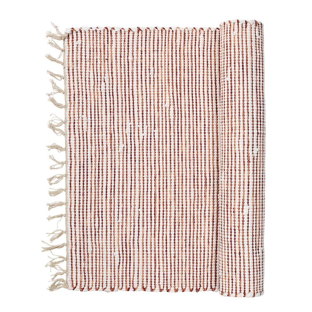 Thin Stripe Matta 60x90 cm, Paprika