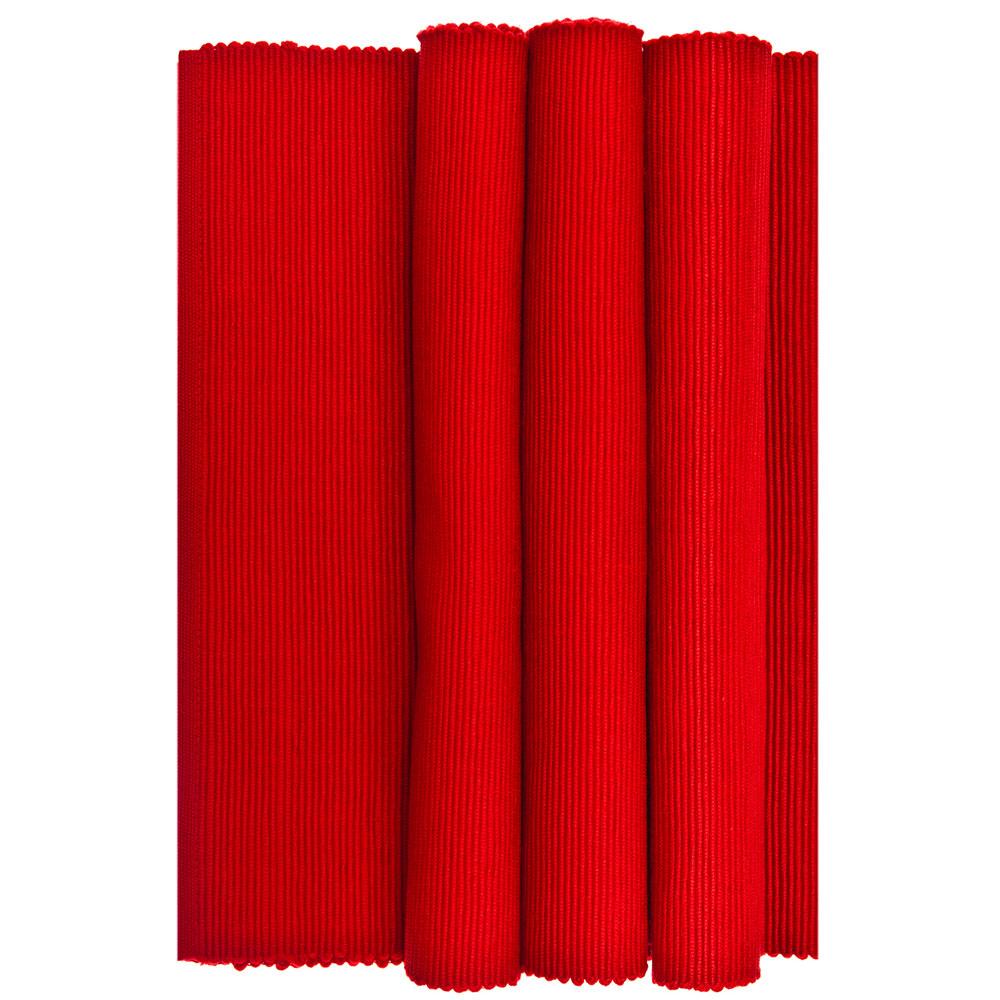 Skagen Tablett 33x48cm 4 pack Röd