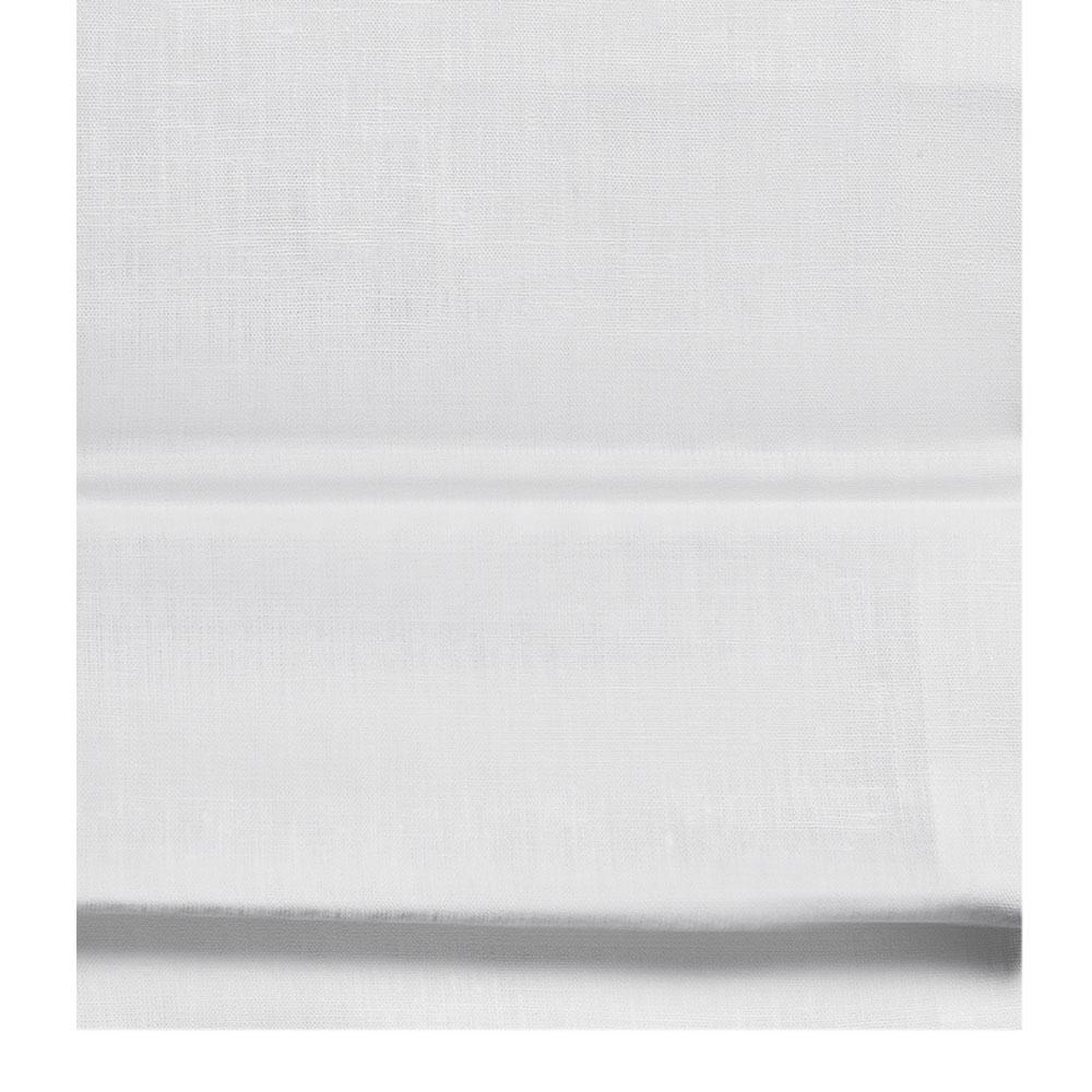 Maya Hissgardin 140x180cm Vit