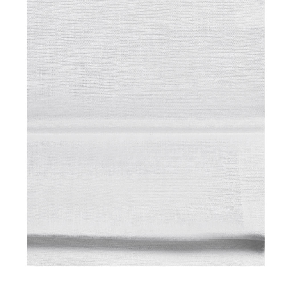 Maya Hissgardin 90x180cm Vit
