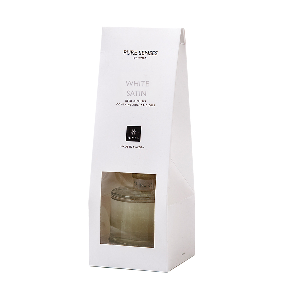 Pure Senses Doftpinnar 100ml White Satin