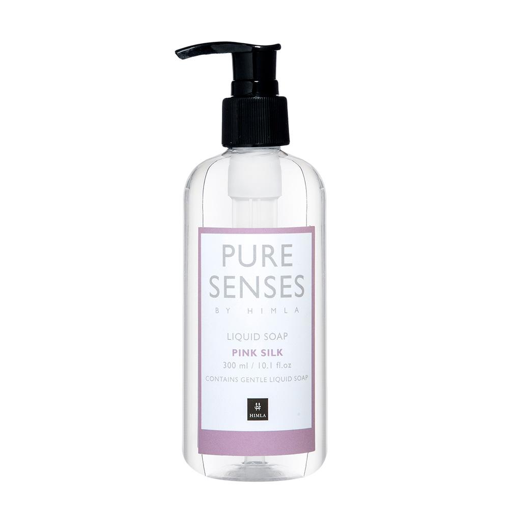 Pure Senses Flytande Tvål 300ml Pink Silk