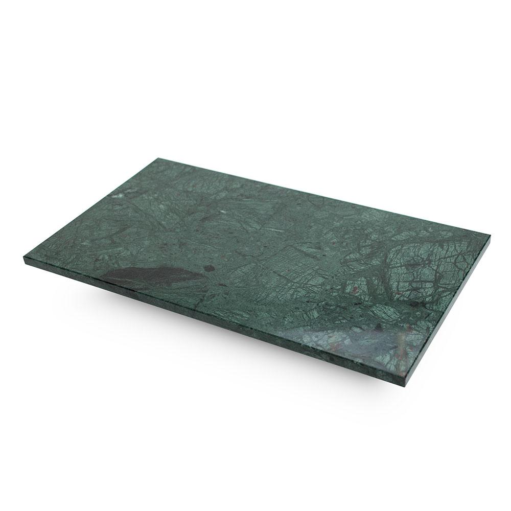 Loft Byrå Toppskiva Grön Marmor