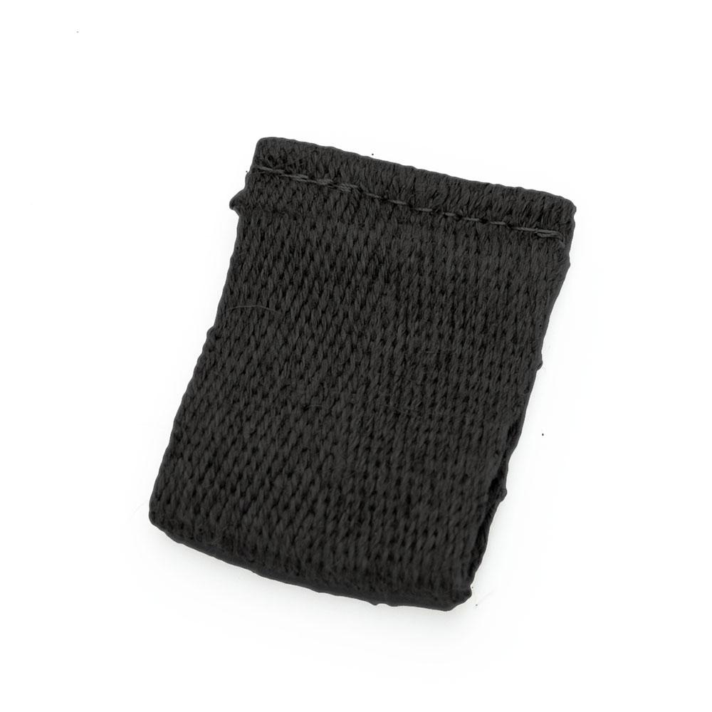 Loft Handtag 2-Pack Svart Tyg
