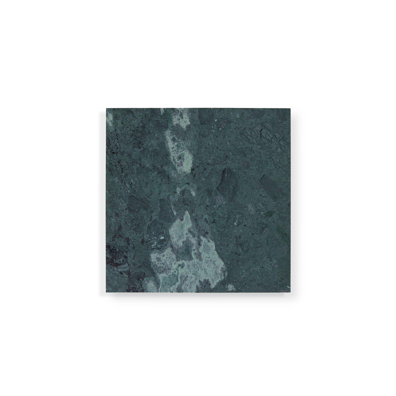 Marvelous Air Marmorbord 60x60, Verde/Svart, Decotique