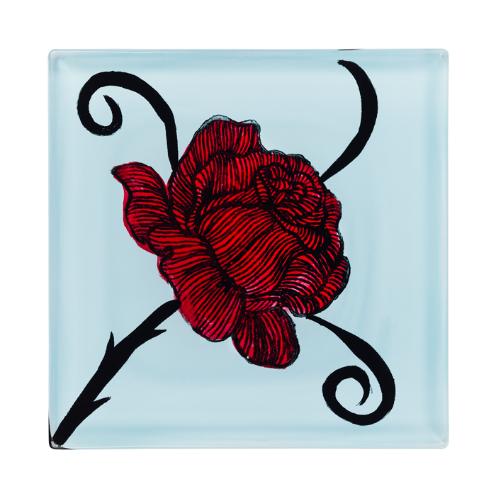 Konstkakel, Rose