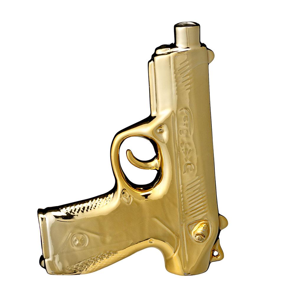 Pistol Vas, Guld